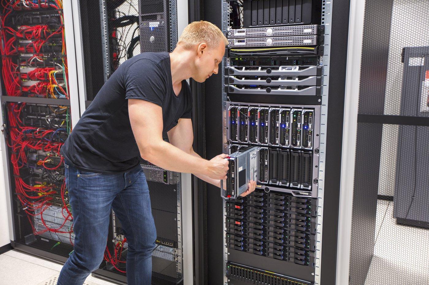 хостинг серверов в34