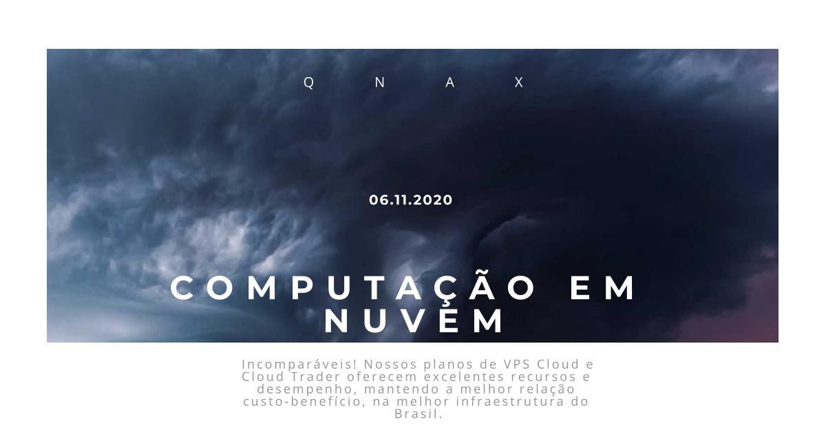 cloud computing Qnax