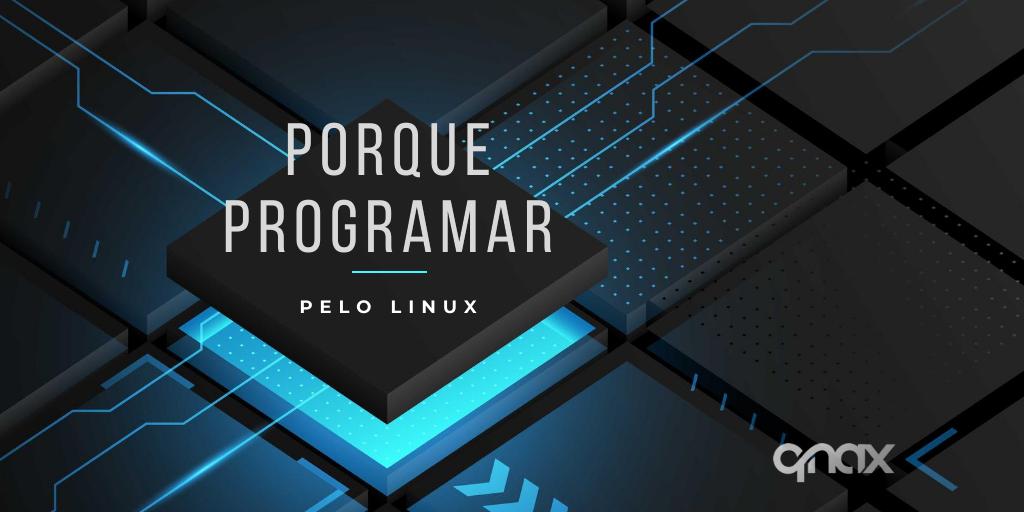 programar pelo Linux